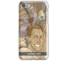Horns Up! iPhone Case/Skin