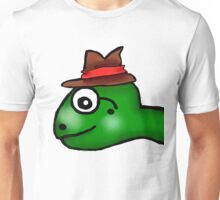 Mr. Turtle  Unisex T-Shirt