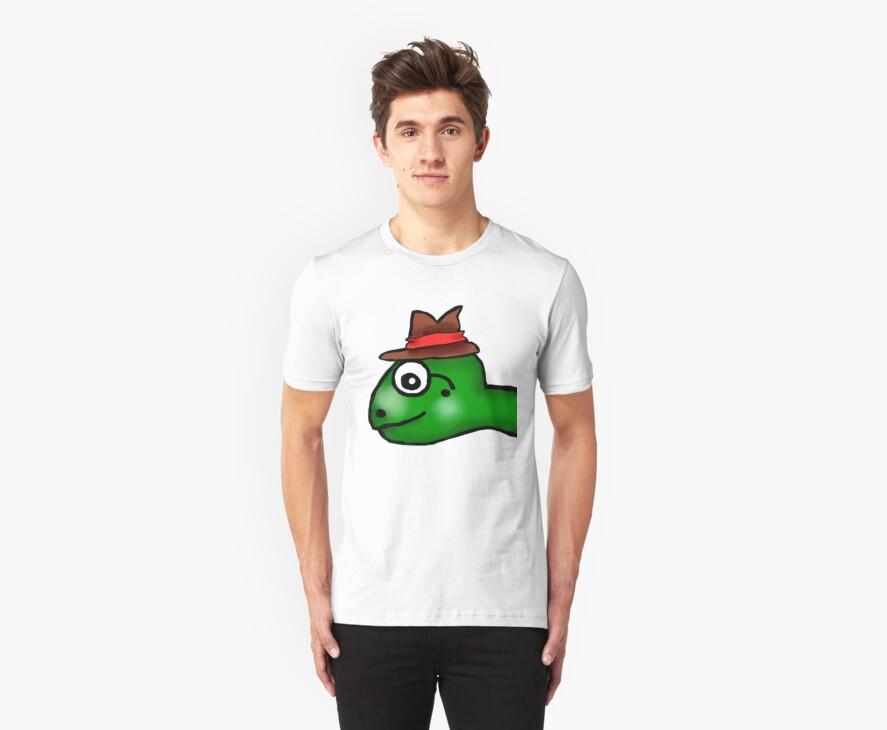 Mr. Turtle  by Rajee