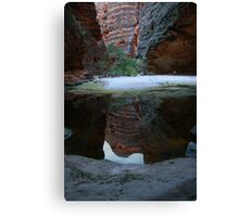 Cathedral Pool Canvas Print