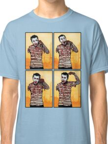 The Zombie Mime! Classic T-Shirt