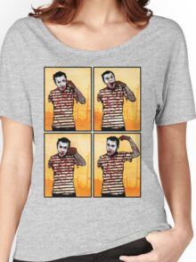 The Zombie Mime! Women's Relaxed Fit T-Shirt