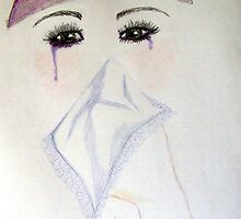 Lavender Tears by Kimberly Caldwell