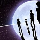 Hunter X Hunter - Into the Stars (Moon) by itsmedio