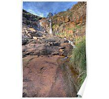 Lesmurdie Falls ( HDR) Poster