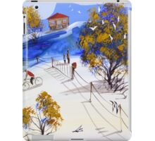 A letter to you iPad Case/Skin
