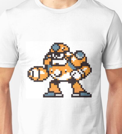 concrete man Unisex T-Shirt