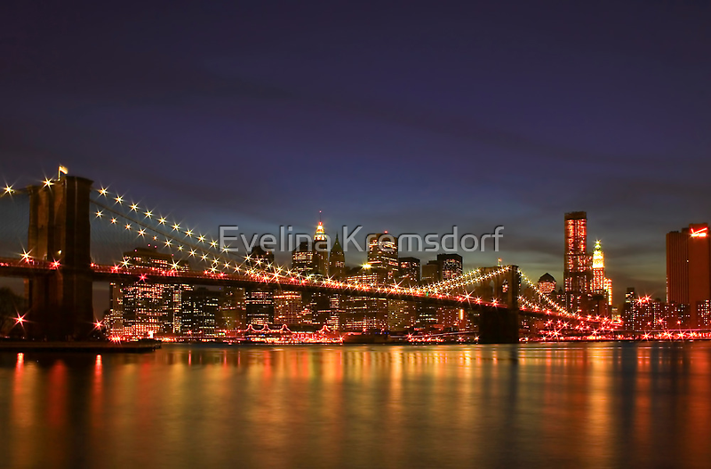 City of Lights by Evelina Kremsdorf