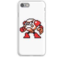 strike man iPhone Case/Skin