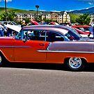 1955 Chevrolet Bel Air by Bryan D. Spellman