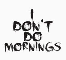 Mornings by devon rushton