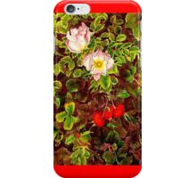 Rosehips iPhone Case/Skin