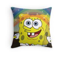 SPONGEBOB IMAGINATION Throw Pillow
