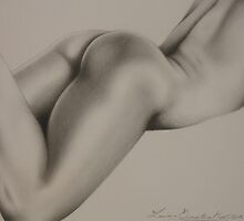 Nude 2 by Louise Elisabeth Hunt
