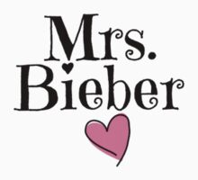Mrs. Bieber by Devon Rushton