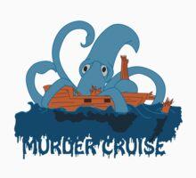 Murder Cruise Squid by Mark Hogan
