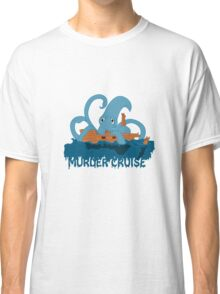 Murder Cruise Squid Classic T-Shirt