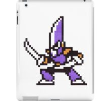 blade man iPad Case/Skin