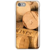 Cork jumble iPhone Case/Skin