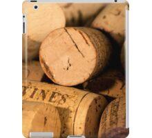Cork jumble iPad Case/Skin