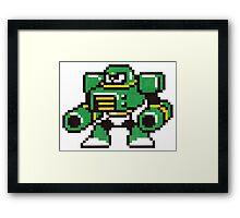 commando man Framed Print