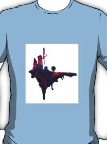 Gorillaz Windmill Island T-Shirt