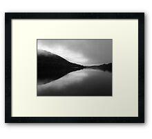 Lake Rosebery  Framed Print