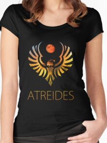 Atreides of Dune - Hue Shift Women's Fitted Scoop T-Shirt