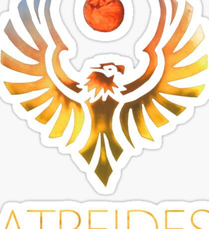 Atreides of Dune - Hue Shift Sticker