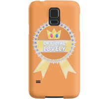 Official Lovely Badge Samsung Galaxy Case/Skin