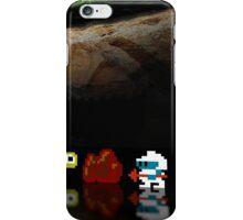 Dig Dug pixel art iPhone Case/Skin