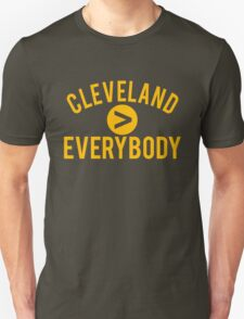 Cleveland > Everybody - Browns T-Shirt