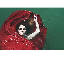 Water Bed Photographic Print