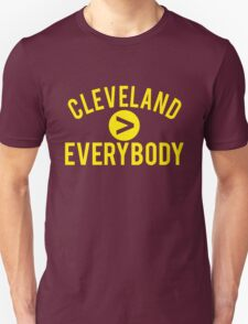 Cleveland > Everybody T-Shirt