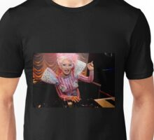 Kitty Glitter Unisex T-Shirt