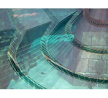 modern underwater world Photographic Print