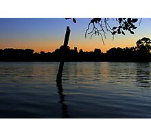 Maroochydore River  Photographic Print