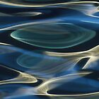 water abstract H2O # 2  by Lena Weisbek