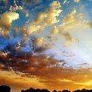 Key West Skies of Wonder by Colleen Rohrbaugh