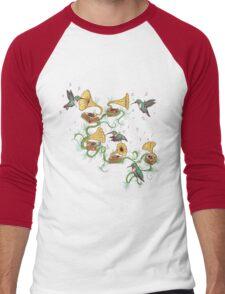 Phono & Fauna Men's Baseball ¾ T-Shirt