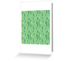 I LIKE TREES Greeting Card