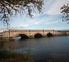 Ross Bridge Tasmania by Sonya Byrne