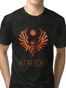 Atreides of Dune - Bronze Tri-blend T-Shirt