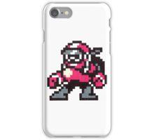 nitro man iPhone Case/Skin