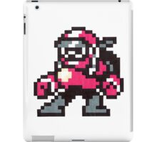 nitro man iPad Case/Skin