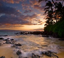 Makena peach rift by Ken Wright