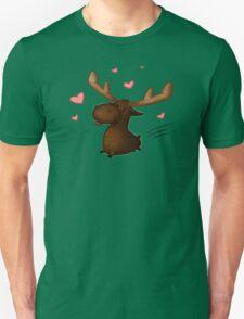 Lovestruck Moose T-Shirt