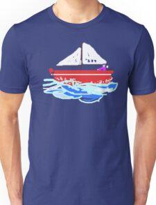Sail Boat T SHIRT/STICKER Unisex T-Shirt