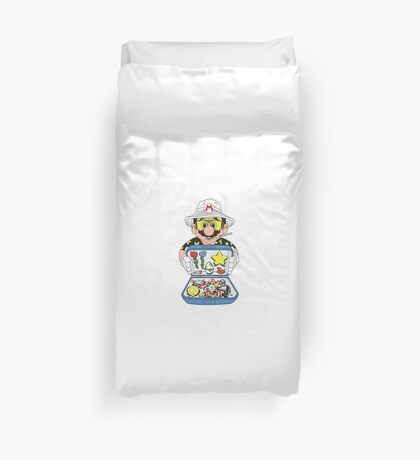 Koopa Country Duvet Cover