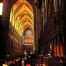 Truro cathedral by Simon Marsden